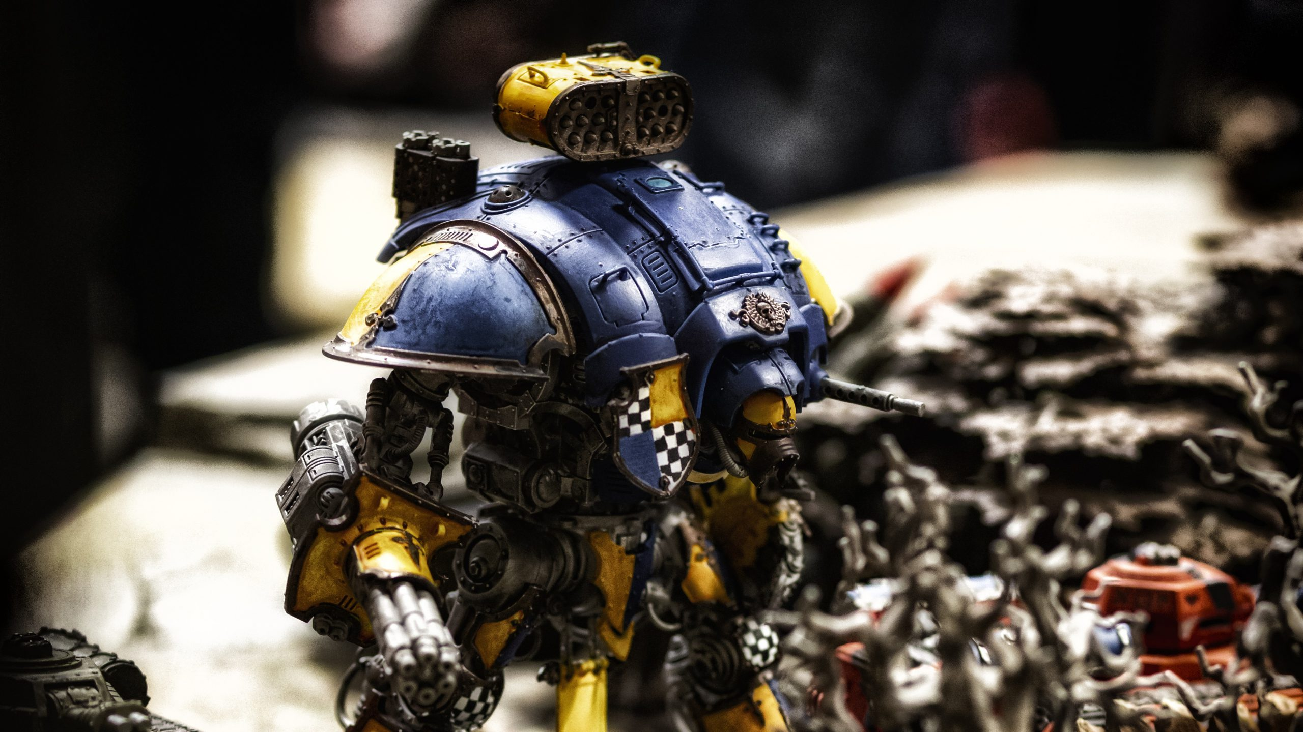 An imperial knight